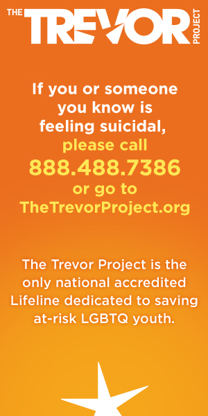 The Trevor Project on Equality365.com