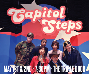 Capitol Steps Triple Door
