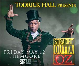 Straight Outta Oz / Todrick Hall