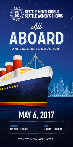 Seattle Choruses All Aboard Auction