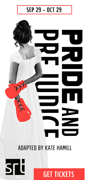 Seattle Rep Pride & Prejudice