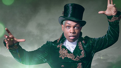 """Todrick Hall Tells Us About """"Straight Outta Oz"""""""