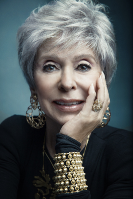 "Rita Moreno Talks Broadway, Touring And ""The Ritz"""