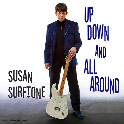 Susan Surftone Talks New Music, Elvis, Debbie Harry And The Beatles