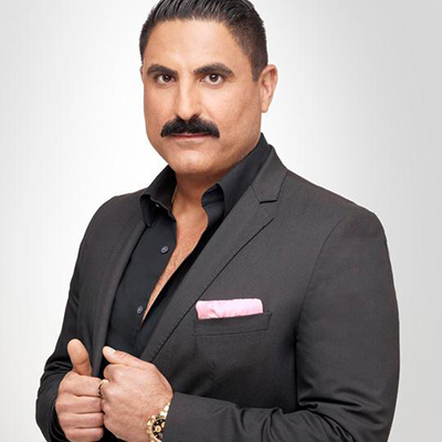 "Reza Farahan Talks ""Yours, Mine or Ours"" And Life"