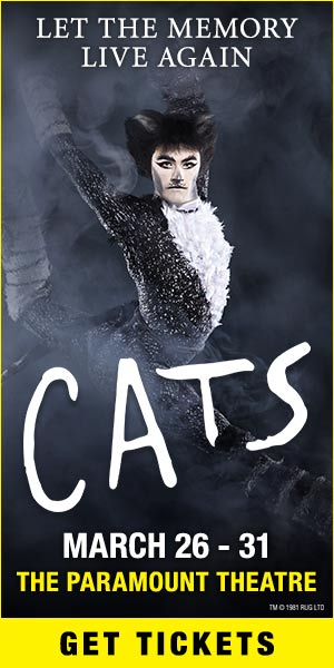 Cats Tour At Seattle Paramount