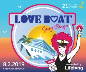 Loveboat Gay Bingo for Lifelong