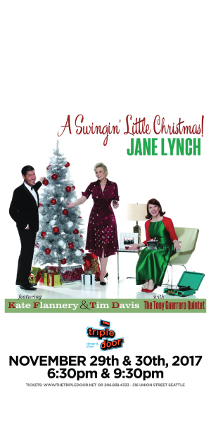 Jane Lynch Holiday Show at The Triple Door