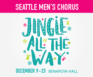 Seattle Men's Chorus - Jingle All The Way