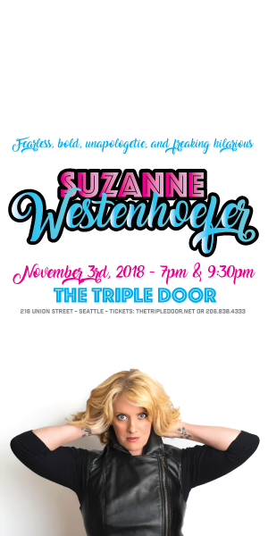 Suzanne Westenhoefer at The Triple Door
